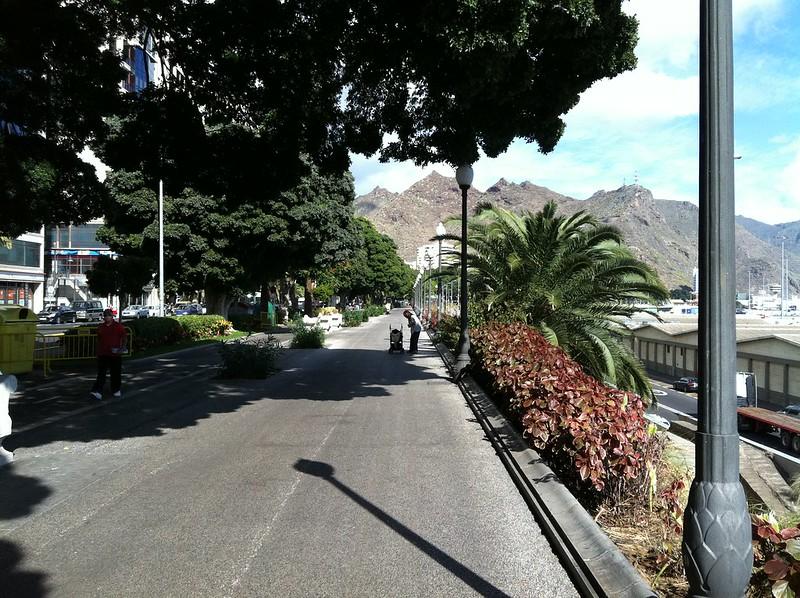Santa Cruz de Tenerife Esplanade