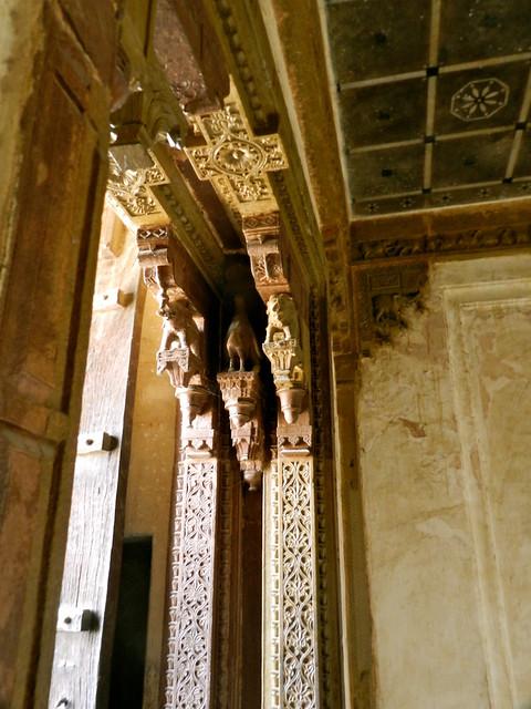 Orcha Door Frame