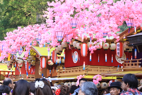 Yayoi festival, Nikko, Japan | by Hetarllen Mumriken