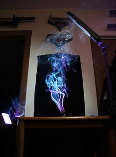 Smoke Setup 002 | by Ed Durbin (Katodog)