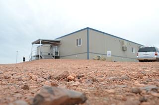 Target Logistics building