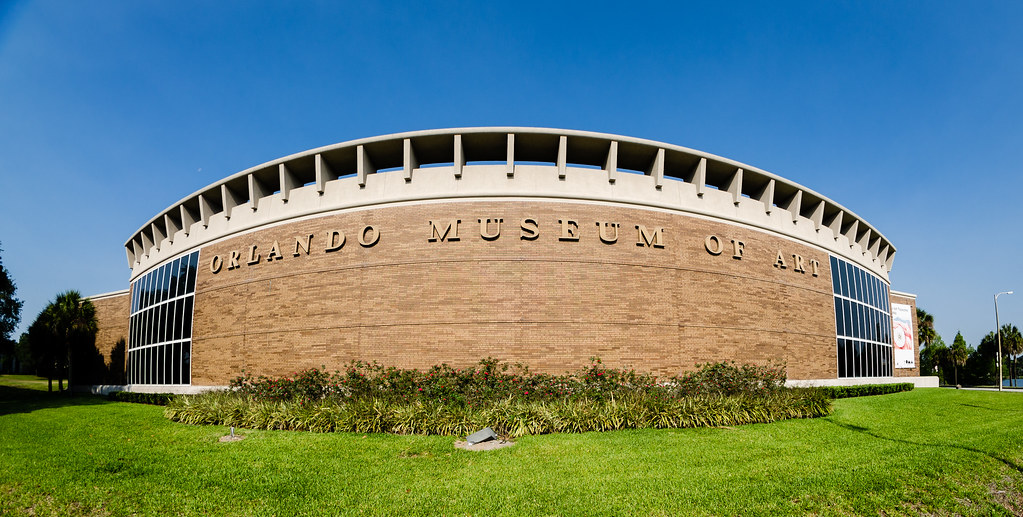 ORLANDO MUSEUM OF ART | Camron Flanders | Flickr