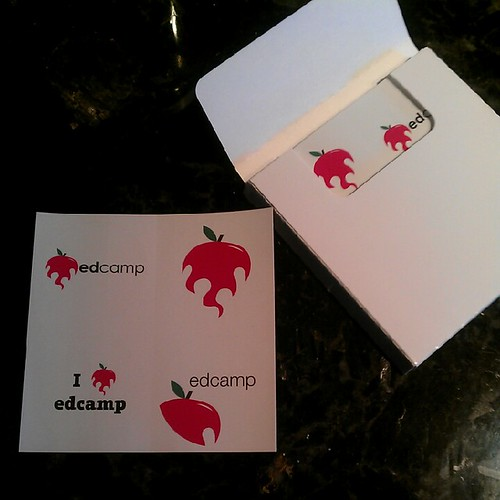 Edcamp Stickers | by kjarrett