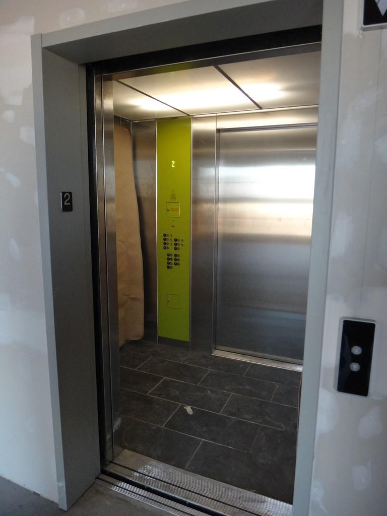 power plant Kone ecospace elevator | Beautiful Kone elevator