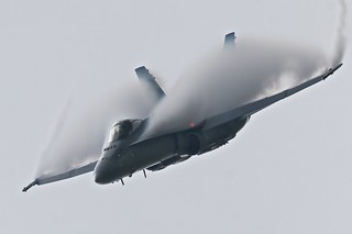 F/A-18 Hornet Solo Display   by HooLengSiong