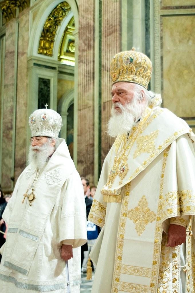 27 мая 2012, Божественная литургия в Исаакиевском соборе