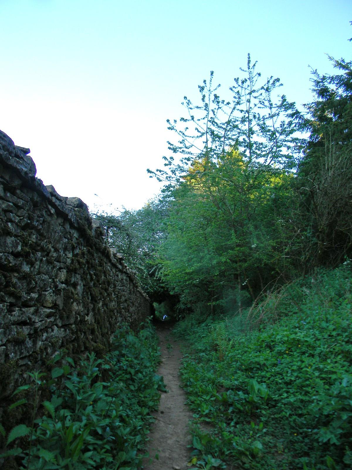 Long wall Moreton-in-Marsh Circular