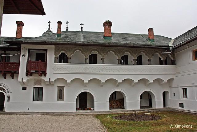 Monastario de Sinaia  .IMG_8097