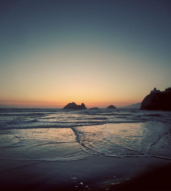 Ocean Beach, San Francisco (2012)