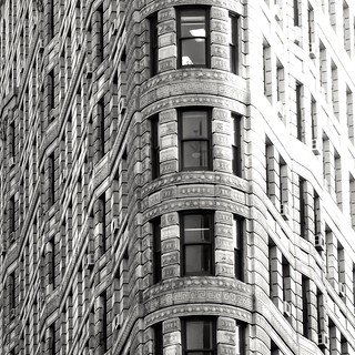 F is for the Facade of the Flatiron building. #jwab #alphabetsoup | by JPdG photoGRAPHY
