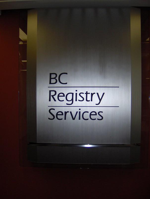 BC Registry
