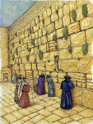 The-Kotel-1910-small (1) | by Osher Shalom