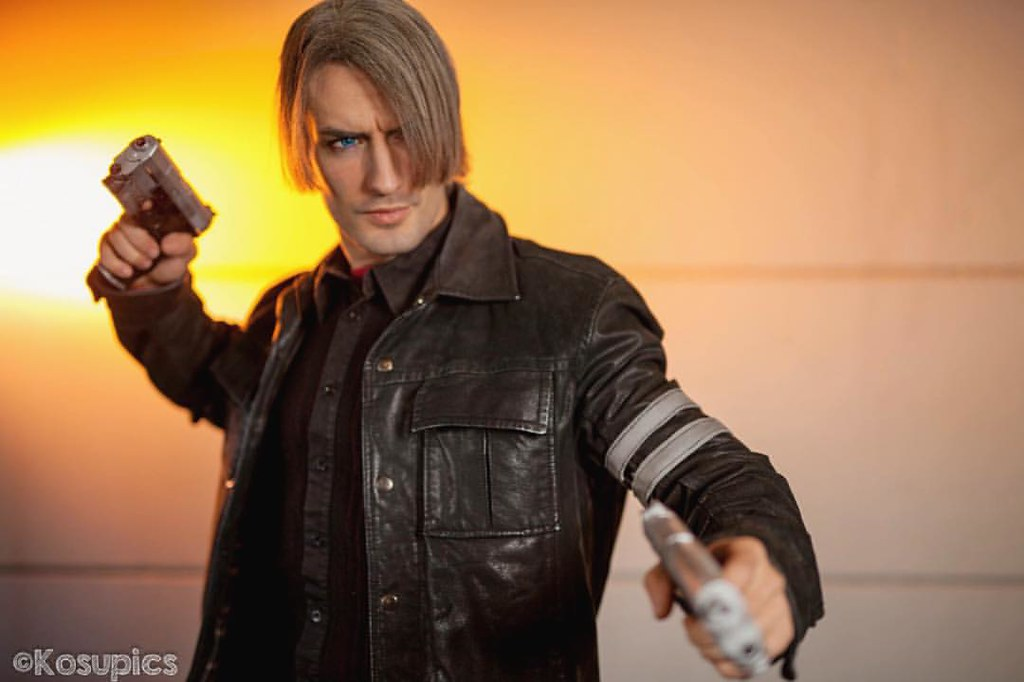 Leon S Kennedy Resident Evil 6 Cyber Monday Is Over And