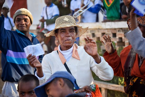 Political Rally, Madagascar | by Rod Waddington