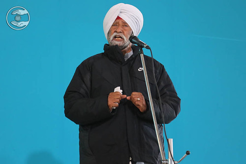 Harbhajan Singh Chief from Arjan Nagar, Delhi, expresses his views