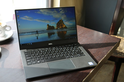 Dell XPS 13 laptop computer | by Andri Koolme