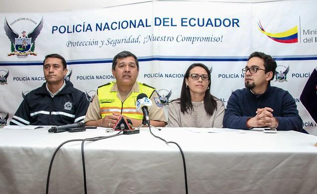 """RUEDA DE PRENSA, SERVICIOS DE LA POLICÍA JUDICIAL, ANTINARCÓTICOS Y LOS RESULTADOS DEL CASO: """"ROBO CON MUERTE"""""""