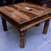 Coffee table oriental small
