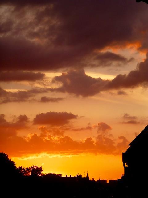 Copenhagen Summer Sunset....