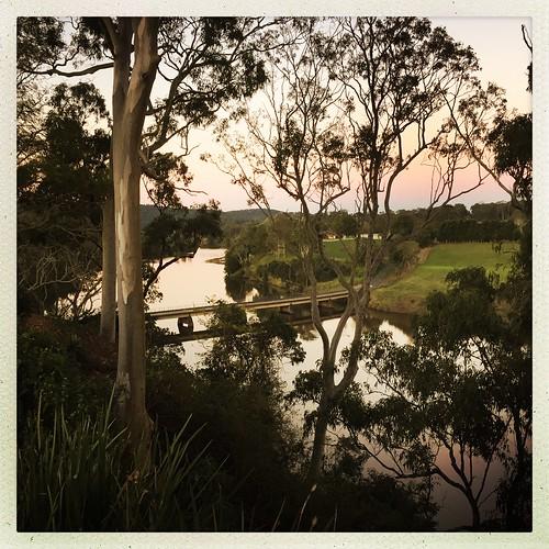 sunset river wingham manningriver