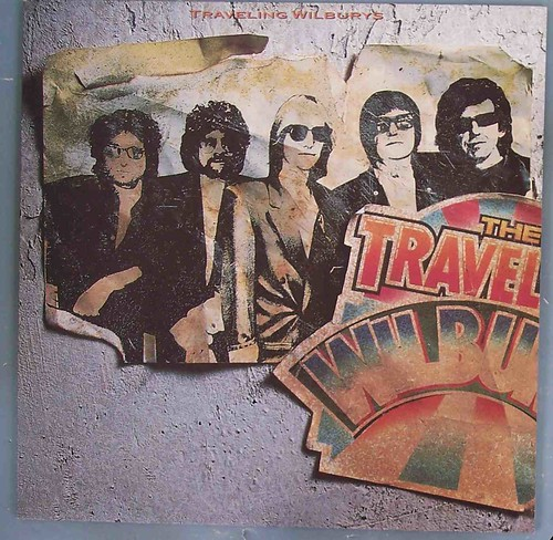 traveling wilburys- volume one | by cdrummbks