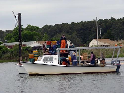 Smith Creek Fishermen, St. George's Island