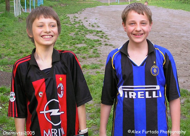Football youngsters