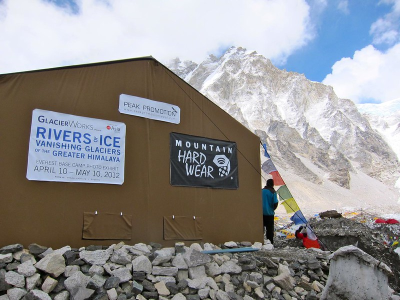 Base Camp, Mt. Everest