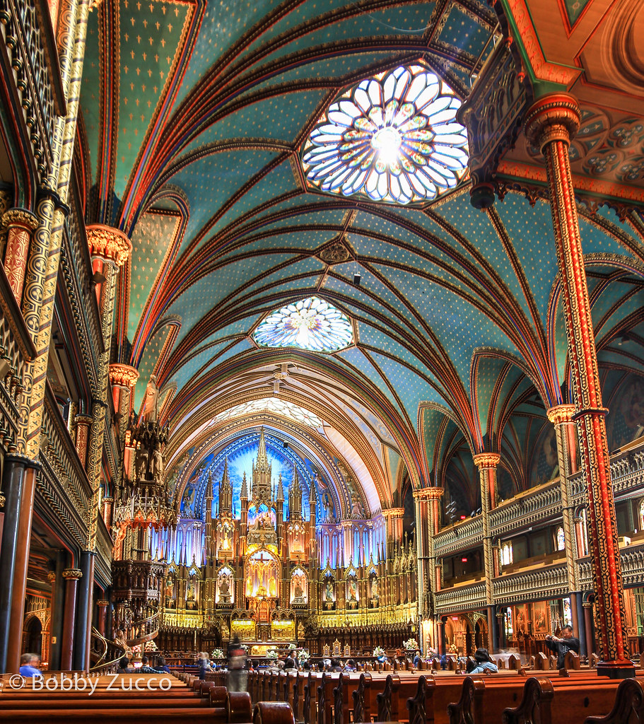 Notre Dame Cathedral Montreal: Notre-Dame Basilica (Montreal)