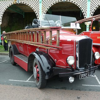 FPC 448 - 1936 Dennis Ace Fire Pump   This was the Dennis Wo
