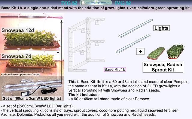 Indoor Vegetable Garden - S2