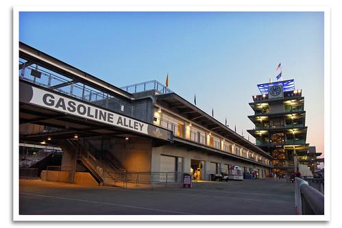 racetrack sunrise dawn pagoda suites ims speedway in indianapolismotorspeedway gasolinealley greatestspectacleinracing racingcapitaloftheworld