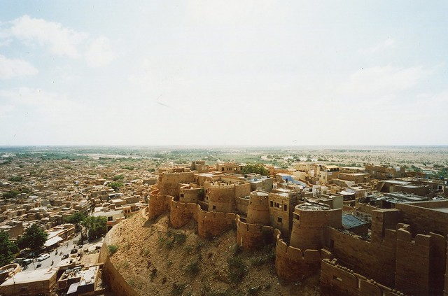 164 Jaisalmer (Rajasthan) - India