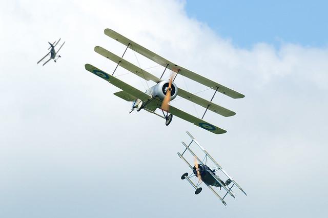 Fokker vs Sopwith