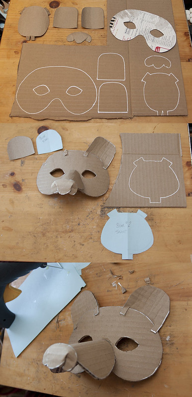 Making A Simple Mask #2