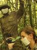 Na návštěvě u goril, foto: Daniela Hranaiová, Člověk v tísni