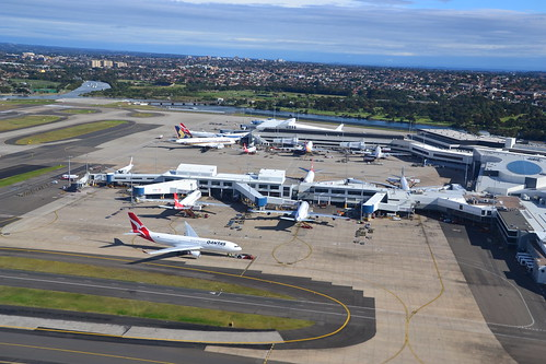 Sydney Airport | by Simon_sees