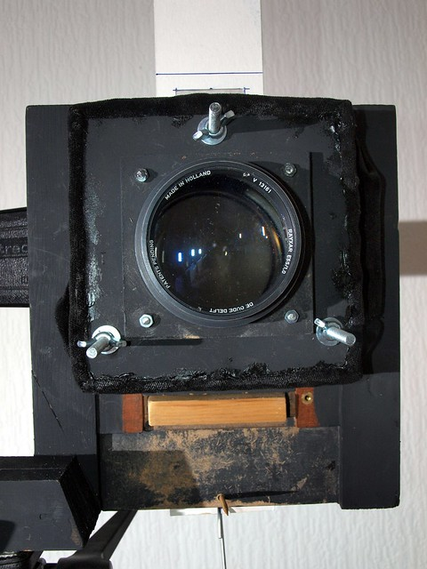 The F1 camera - front