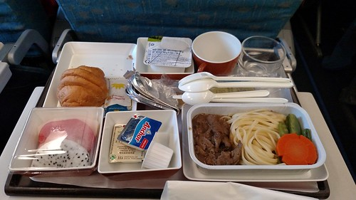 Vietnam Airlines Economy Class Breakfast - HAN-NRT | by BertoUCF