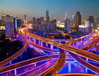 Shanghai Lights | by whiz-ka