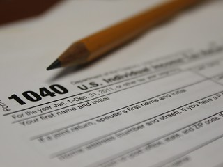 Form 1040 | by Philip Taylor PT