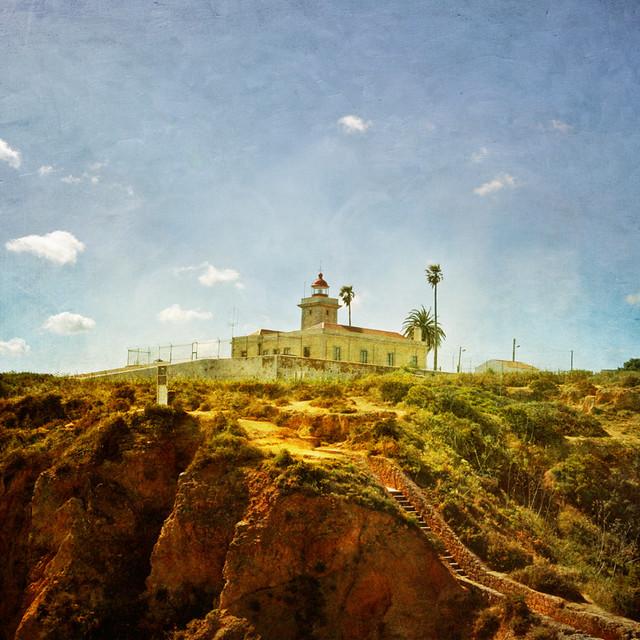 Portugese Lighthouse Monday Blues