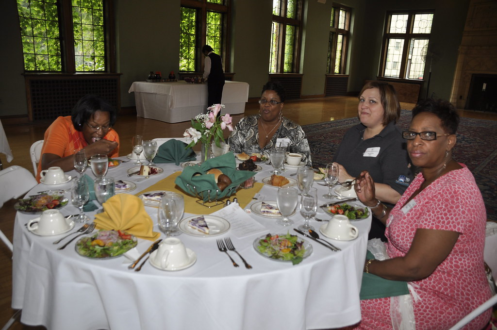alum induction lunch    004