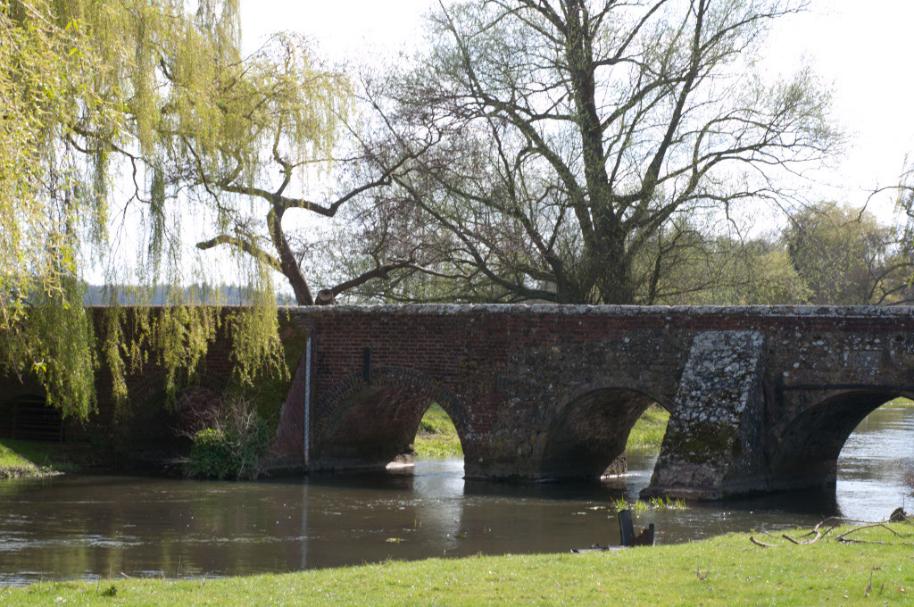 The 'elegant brick bridge'