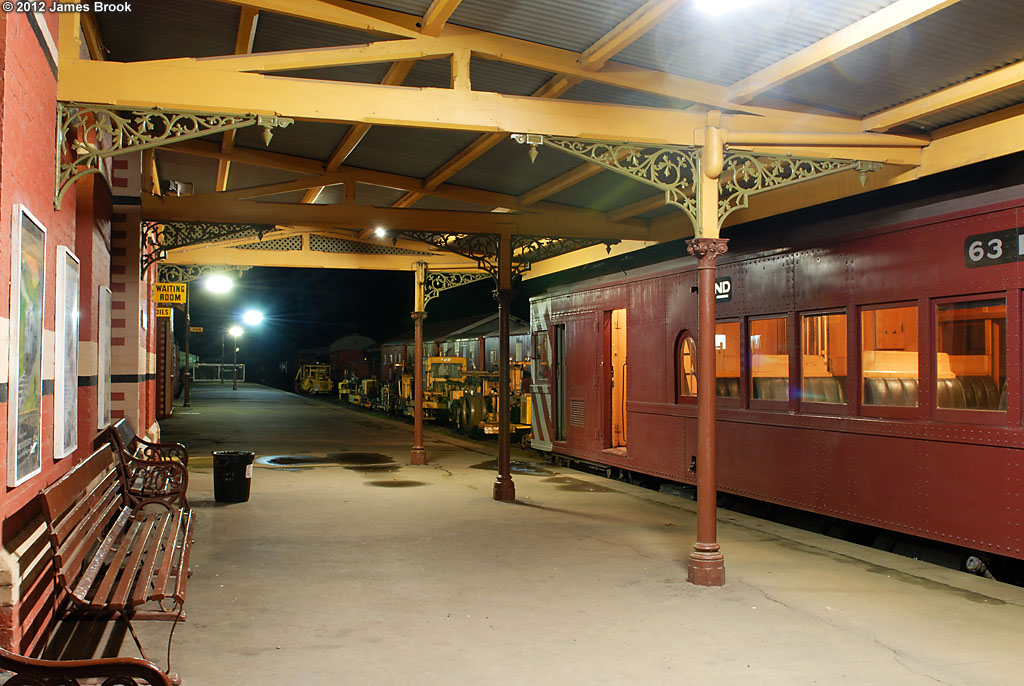 63RM at Daylesford by James Brook