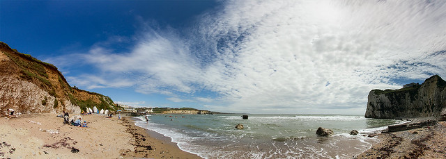 Freshwater Bay Fisheye Panorama
