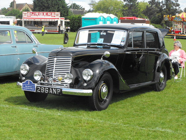 Armstrong Siddeley Whitley - 286 ANP