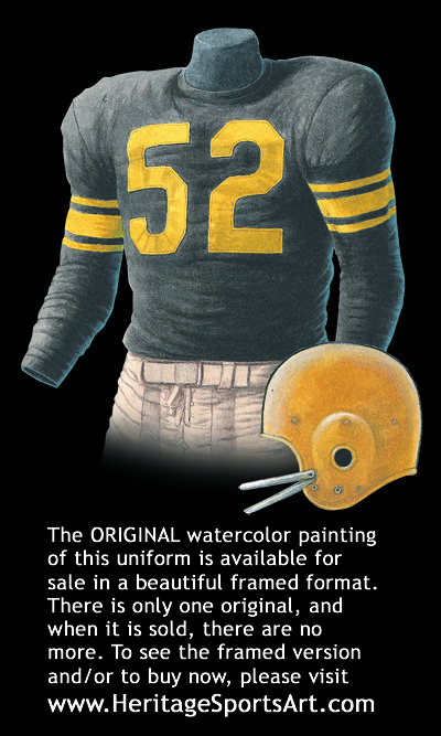 new concept 80874 49733 Pittsburgh Steelers 1960 uniform artwork | This is a highly ...