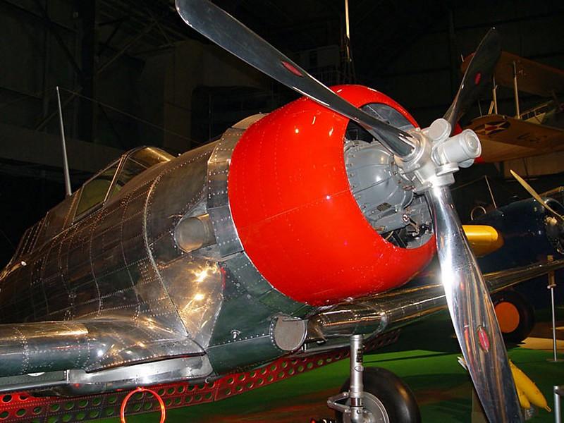 Northrop A-17A 2