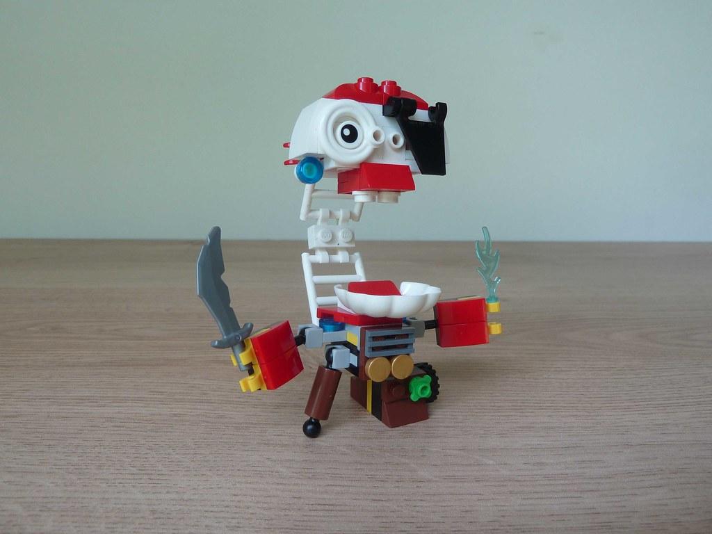 LEGO Baukästen & Sets Hydro LEGO® Mixels 41565